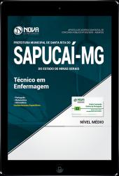 Download Apostila Prefeitura de Santa Rita do Sapucaí - MG - Técnico em Enfermagem ( PDF)