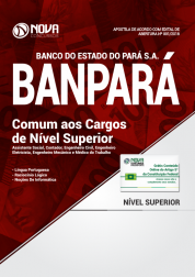 Apostila BANPARÁ - Comum aos Cargos de Nível Superior