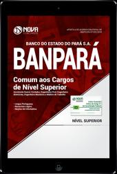 Download Apostila BANPARÁ - Comum aos Cargos de Nível Superior (PDF)