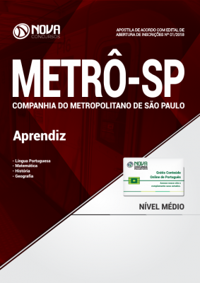 Apostila METRÔ - Aprendiz
