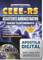 Assistente Administrativo - Função: Teleatendimento