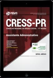 Download Apostila CRESS - 11ª REGIÃO - PR - Assistente Administrativo (PDF)
