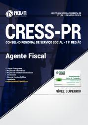 Apostila CRESS - 11ª REGIÃO - PR - Agente Fiscal