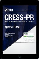 Download Apostila CRESS - 11ª REGIÃO - PR - Agente Fiscal (PDF)