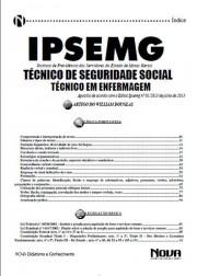 Técnico de Seguridade Social - Técnico de Enfermagem