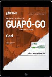 Download Apostila Prefeitura de Guapó - GO - Gari (PDF)