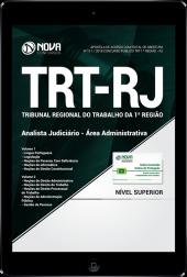 Download Apostila TRT-RJ (1ª Região) - Analista Judiciário - Área Administrativa (PDF)