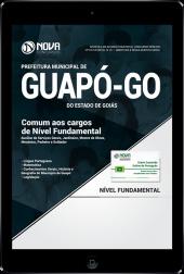 Download Apostila Prefeitura de Guapó - GO - Comum aos cargos de Nível Fundamental (PDF)