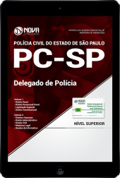 Download Apostila PC-SP - Delegado de Polícia (PDF)