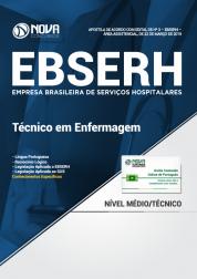Apostila EBSERH - Técnico em Enfermagem