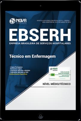 Download Apostila EBSERH - Técnico em Enfermagem (PDF)