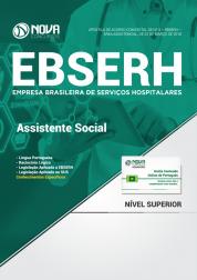 Apostila EBSERH - Assistente Social
