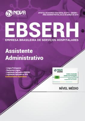 Apostila EBSERH - Assistente Administrativo