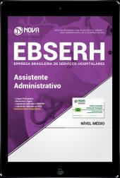 Download Apostila EBSERH - Assistente Administrativo (PDF)