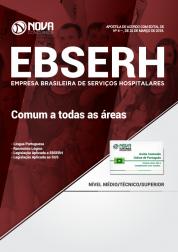 Apostila EBSERH - Comum a todas as Áreas