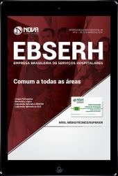 Download Apostila EBSERH - Comum a todas as Áreas (PDF)
