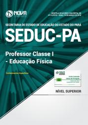 Apostila SEDUC-PA - Professor Classe I - Educação Física