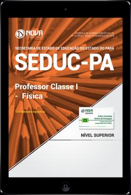 Download Apostila SEDUC-PA - Professor Classe I - Física (PDF)