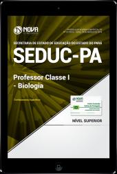 Download Apostila SEDUC-PA - Professor Classe I - Biologia (PDF)