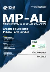 Apostila MP-AL - Analista do Ministério Público - Área Jurídica