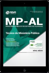 Download Apostila MP-AL - Técnico do Ministério Público (PDF)
