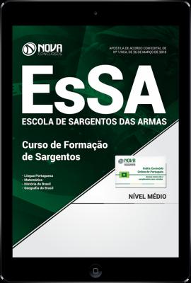 Download Apostila EsSA - Curso de Formação de Sargentos (CFS) (PDF)