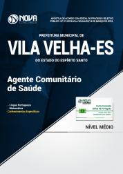 Apostila Prefeitura de Vila Velha - ES - Agente Comunitário de Saúde