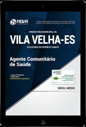 Download Apostila Prefeitura de Vila Velha - ES - Agente Comunitário de Saúde (PDF)