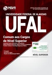 Apostila UFAL - Comum aos Cargos de Nível Superior