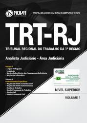 Apostila TRT-RJ (1ª Região) - Analista Judiciário - Área Judiciária