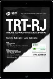 Download Apostila TRT-RJ (1ª Região) - Analista Judiciário - Área Judiciária (PDF)