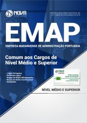 Apostila EMAP - MA - Comum Nível Médio e Superior