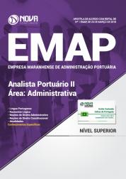 Apostila EMAP - MA - AnalistaPortuárioII-Área:Administrativa