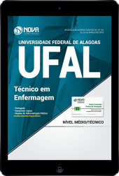 Download Apostila UFAL - Técnico em Enfermagem (PDF)