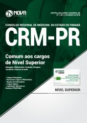 Apostila CRM-PR - Comum aos Cargos de Nível Superior