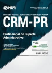 Apostila CRM-PR - Profissional de Suporte Administrativo