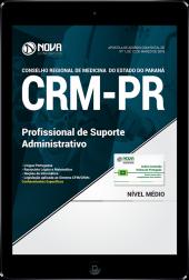 Download Apostila CRM-PR - Profissional de Suporte Administrativo (PDF)