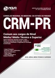 Apostila CRM-PR - Comum aos Cargos de Nível Médio/Técnico e Superior