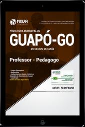 Download Apostila Prefeitura de Guapó - GO - Professor - Pedagogo (PDF)