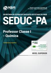 Apostila SEDUC-PA - Professor Classe I - Química