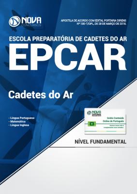 Apostila EPCAR Aeronáutica (FAB) - Cadetes do Ar