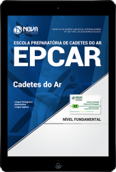 Download Apostila EPCAR Aeronáutica (FAB) - Cadetes do Ar (PDF)