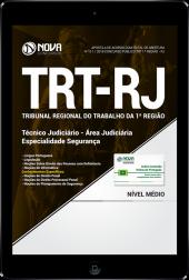 Download Apostila TRT-RJ (1ª Região) - Técnico Judiciário - Área Administrativa - Especialidade Segurança (PDF)