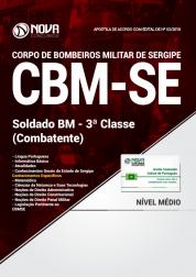 Apostila CBM-SE - Soldado BM - 3ª Classe (Combatente)