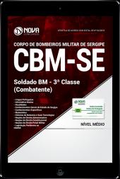 Download Apostila CBM-SE - Soldado BM - 3ª Classe (Combatente) (PDF)