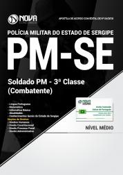 Apostila PM-SE - Soldado PM - 3ª Classe (Combatente)
