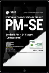 Download Apostila PM-SE 2018 - Soldado PM - 3ª Classe (Combatente) (PDF)