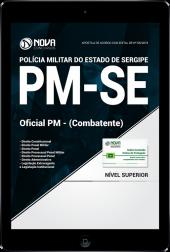 Download Apostila PM-SE 2018 - Oficial PM - Combatente (PDF)