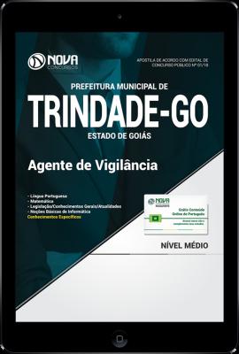 Download Apostila Prefeitura de Trindade - GO - Agente de Vigilância (PDF)
