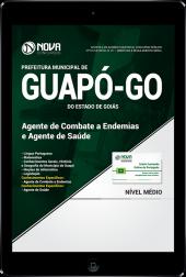 Download Apostila Prefeitura de Guapó - GO - Agente de Combate a Endemias e Agente de Saúde (PDF)